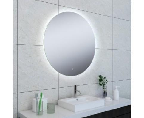 Wiesbaden Soul spiegel met LED rond 800 mm