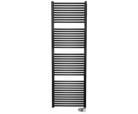 Elara elektrische radiator 181,7x60 cm mat-zwart