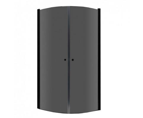 AWT LCR0900-B schwarz 90x90