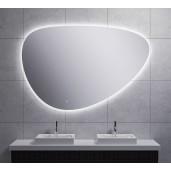 Uovo condensvrije LED-spiegel dimbaar 140 cm