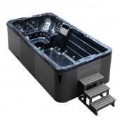 AWT zwemspa Innovation 4.5 Pearl Shadow 450x230 cm. grijs