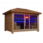 AWT Sauna LT1400A red cedar 450x350 15.8kW Vitra