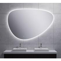Uovo condensvrije LED-spiegel dimbaar 90 cm