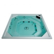 AWT buitenspa IN-PC02 extreme wit 300x300 cm.