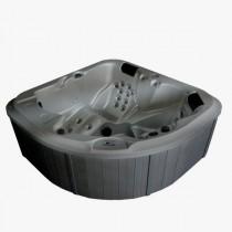 EO-SPA SPA IN-106 Oyster Opal 180x180 cm. grijs