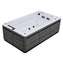 AWT Swim-SPA Innovation 380 380x220 cm. grijs