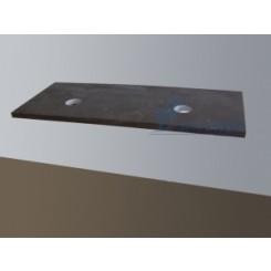 Meubelblad natuursteen 120 cm