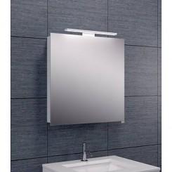 Luxe spiegelkast Led verlichting 60x60x14 cm.