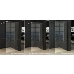 Wiesbaden Slim glasplaat helder 600x2000 mm. 8 mm. nano
