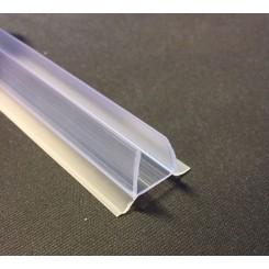 Kunststof bodemstrip tbv inloopdouche 10 mm. L=1230