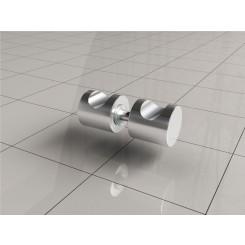 Wiesbaden losse deurknop type 4 chroom