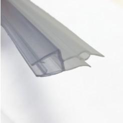 Los bodem-rubber Eco nisdeur+profiel 6 x 1000 mm.