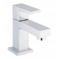 Rombo vierkante toiletkraan Ker. 1/2 chroom