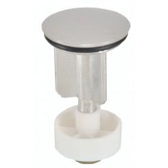 """Losse Plug voor wastafel waste 5/4""""  chroom"""