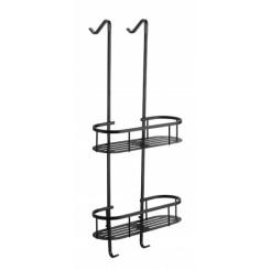 Wiesbaden Style mat-zwart ophangrek tbv glazen wand 80 cm