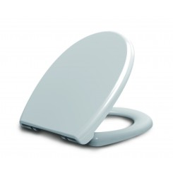Menir Soft-Close toiletzitting met deksel wit
