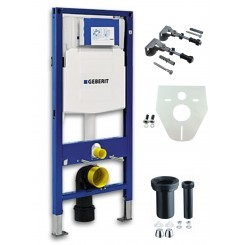Geberit Duofix UP-320 inb.reservoir,bev.set, iso.set