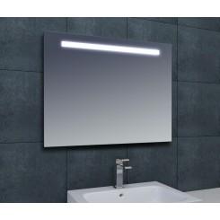 Tigris spiegel met led verlichting 800x800 mm.