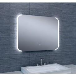 Bracket dimbare LED condensvrije spiegel 600x800