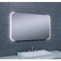 Bracket dimbare LED condensvrije spiegel 600x1000