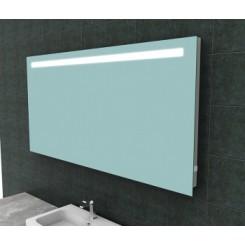Tigris spiegel met LED verlichting en stopcontact 1600x800 mm.