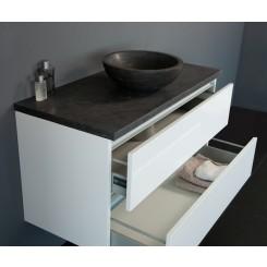 Q class meubel 100 cm Trendy kunst marmer