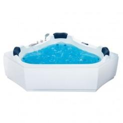 EAGO Whirlpool AM133S 170x170 cm.