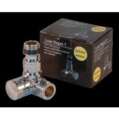 Luxe Regel-T (voetventiel) axiaal (haaks verkeerd) 1/2x15mm