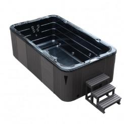 AWT Swim-spa Innovation 4.0 Pearl Shadow 400x230 cm. grijs