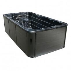 AWT Swim-spa Innovation 4.5 Pearl Shadow 450x230 cm. grijs