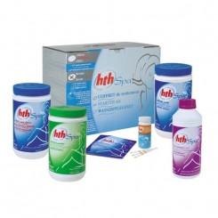 HTH Whirlpool Spa Chemie Starter Kit chloor