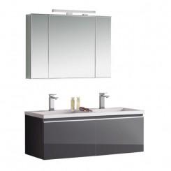 Badkamermeubel EAGO Milano ME-1200+ in vijf kleuren leverbaar