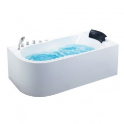 EAGO Whirlpool  AM207RD 170x80 cm. links