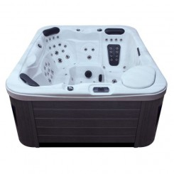 SPA IN-591 classic SilverMarble 220x186 grijs
