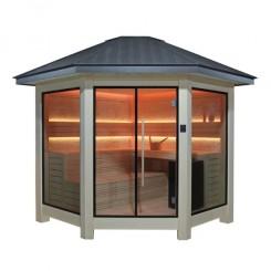 EO-SPA Sauna LT1101XL populier 300x300 10.8kW Vitra