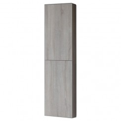 EAGO kolomkast BU1551B licht eiken 36x155 cm.