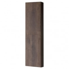 EAGO kolomkast BU1551B donker eiken 36x155 cm.