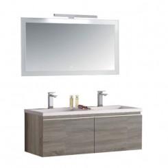 Badkamermeubel EAGO Milano ME-1200 in vijf kleuren leverbaar