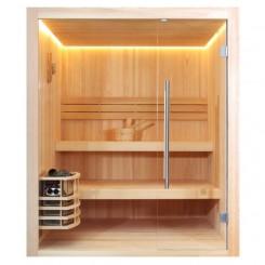 EO-SPA Sauna E1802 pine 180x180 cm. 8kW Vega