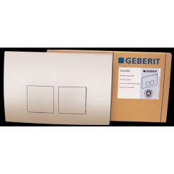 Geberit Delta 50 mat chroom