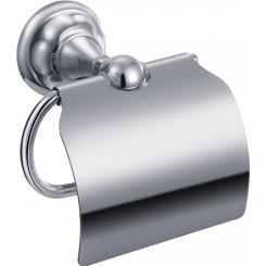 Liberty toiletrolhouder met klep