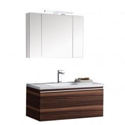 Badkamermeubel EAGO Milano ME-1000+ in vier kleuren leverbaar