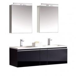 Badkamermeubel EAGO Milano ME-1400+ in vier kleuren leverbaar