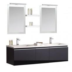 Badkamermeubel EAGO Milano ME-1600 in vier kleuren leverbaar