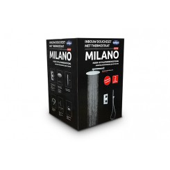 One pack Inbouw doucheset Milano M-200