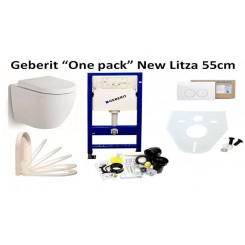 Geberit One pack New Litza