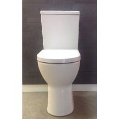 Q class verhoogd toilet +8
