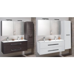 Badkamermeubel Selena met spiegelkast