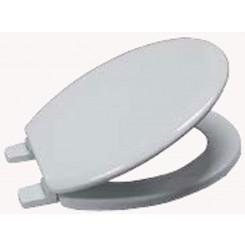 Toiletbril standaard wit