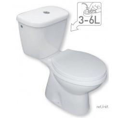 Toledo toilet